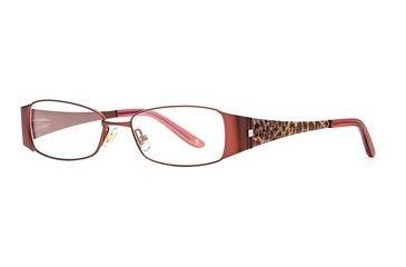 Carmen Marc Valvo CM Delilah SECM DELI00 Eyeglass Frames - Wild Rose SECM DELI005030 BUR