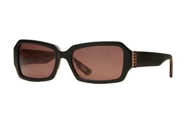 Carmen Marc Valvo CM Estella SECM ESTE06 Bifocal Prescription Sunglasses SECM ESTE065530 BN - Lens Diameter: 60 mm, Lens Diameter: 55 mm, Frame Color: Tigress