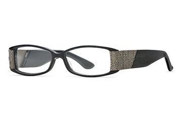 Carmen Marc Valvo CM Francesca SECM FRAN00 Bifocal Prescription Eyeglasses - Slate SECM FRAN005032 GM