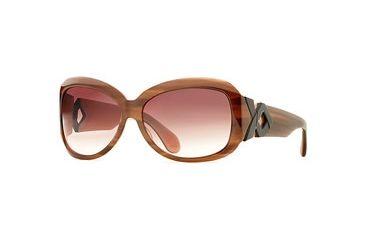 Carmen Marc Valvo CM Garbo SECM GARB06 Sunglasses - Truffle SECM GARB066225 BN