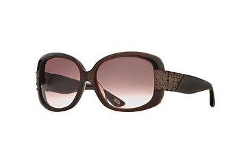 Carmen Marc Valvo CM Giovanna SECM GIOV06 Bifocal Prescription Sunglasses SECM GIOV065830 BN - Lens Diameter: 58 mm, Frame Color: Caramel