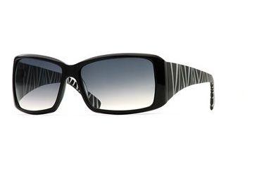 Carmen Marc Valvo CM Isidora SECM ISID06 Single Vision Prescription Eyewear - Black Pearl SECM ISID066330 BK