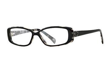 Carmen Marc Valvo CM Jamiselle SECM JAMI00 Eyeglass Frames - Caviar SECM JAMI005235 BK