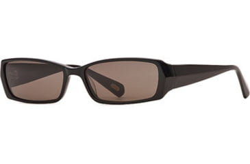 Carmen Marc Valvo CM Mischa SECM MISH06 Progressive Prescription Sunglasses SECM MISH065630 BKD - Frame Color: Onyx, Lens Diameter: 56 mm
