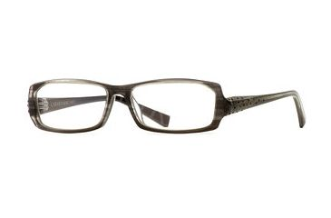 Carmen Marc Valvo CM Savina SECM SAVI00 Single Vision Prescription Eyewear - Onyx SECM SAVI005530 BK
