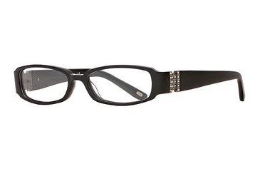 Carmen Marc Valvo CM Viviana SECM VIVI00 Single Vision Prescription Eyewear - Noche SECM VIVI005032 BK