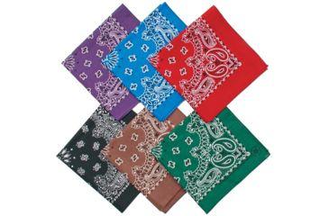 Carolina Manufacturing Bandana Fashion Drk Hng Tg Upc B22PAI-000052 UPC