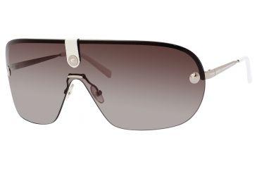 Carrera 37/S Sunglasses CA37S-03YG-JD-9901 - Light Gold Frame, Brown Gradient Lenses, Lens Diameter 99mm, Distance Between Lenses 1mm