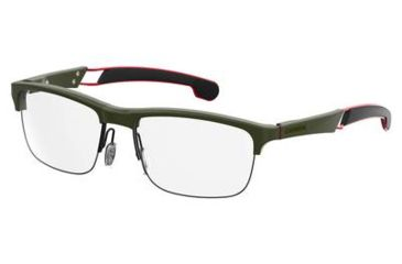 213483205 Carrera 4403/V Eyeglass Frames CA4403-0DLD-5517 - Matte Green Military Frame