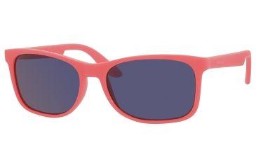 Carrera 5005/S Sunglasses CA5005S-0DEI-IH-5617 - Pink Frame, Gray Violet Mirror Lenses, Lens Diameter 56mm, Distance Between Lenses 17mm