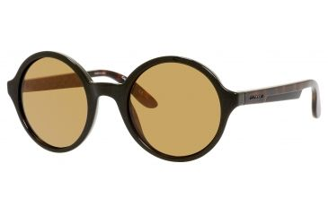 Carrera 5008/S Sunglasses CA5008S-00SZ-H0-5123 - Brown Yellow Ired Frame, Brown Lenses, Lens Diameter 51mm, Distance Between Lenses 23mm