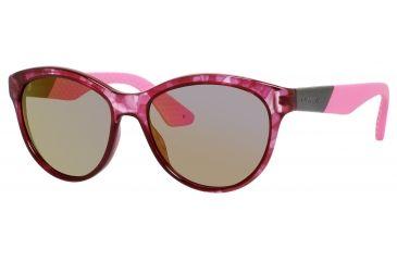 Carrera 5011/S Progressive Prescription Sunglasses CA5011S-08GW-E2-5416 - Lens Diameter 54 mm, Frame Color Camoflauge Pink