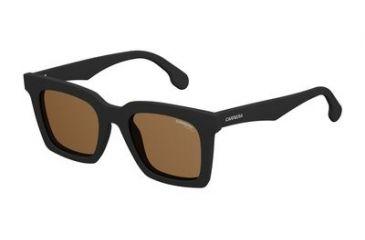 d69e3631d7154 Carrera 5045 S Sunglasses CA5045S-0003-70-5021 - Matte Black Frame