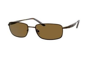 Carrera 506 Sunglasses - Brown Semi Shiny Frame, Brown Polarized Lenses CA506S1E8PVW