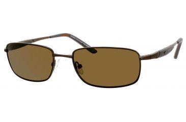 Carrera 506 Single Vision Rx Sunglasses - Brown Semi Shiny Frame CA506S1E8PVW