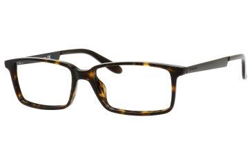 Carrera 5514 Bifocal Prescription Eyeglasses CA5514-00PC-5416 - Dark Havana Matte Black Frame, Lens Diameter 54mm, Distance Between Lenses 16mm
