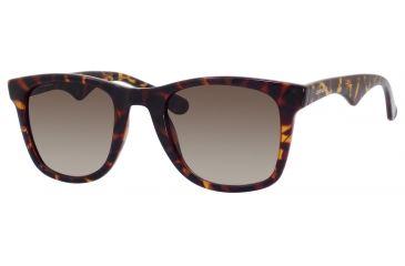Carrera 6000/L/S Bifocal Prescription Sunglasses CA6000LS-027E-CC-5023 - Frame Color Dark Havana, Lens Diameter 50 mm