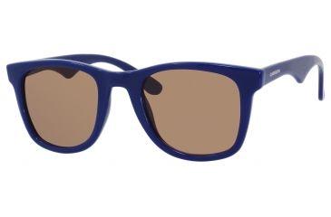 Carrera 6000/L/S Bifocal Prescription Sunglasses CA6000LS-02D2-N0-5023 - Frame Color Blue, Lens Diameter 50 mm