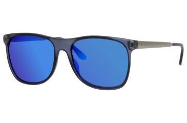 Carrera 6011/S Bifocal Prescription Sunglasses CA6011S-08JY-Z0-5717 - Lens Diameter 57 mm, Frame Color Transparent Blue