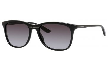 Carrera 6013/S Single Vision Prescription Sunglasses CA6013S-0D28-N6-5418 - Lens Diameter 54 mm, Frame Color Shiny Black