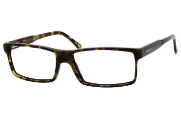Carrera 6175 Eyeglass Frames CA6175-0FQF-5415 - Havana Black Frame, Lens Diameter 54mm, Distance Between Lenses 15mm