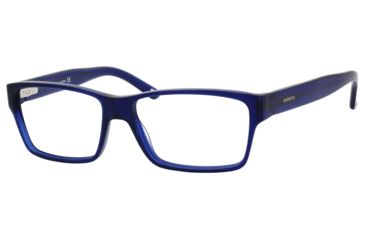 Carrera 6178 Bifocal Prescription Eyeglasses CA6178-0KFZ-5615 - Blue Frame, Lens Diameter 56mm, Distance Between Lenses 15mm