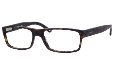 Carrera 6180 Bifocal Prescription Eyeglasses CA6180-0086-5517 - Dark Havana Frame, Lens Diameter 55mm, Distance Between Lenses 17mm