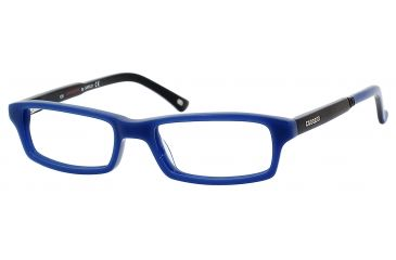 Carrera 6202 Eyeglass Frames CA6202-01K5-4416 - Blue Frame, Lens Diameter 44mm, Distance Between Lenses 16mm