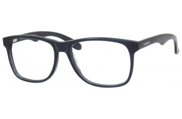 Carrera 6603 Progressive Prescription Eyeglasses CA6603-04PY-5516 - Dark Gray Frame, Lens Diameter 55mm, Distance Between Lenses 16mm