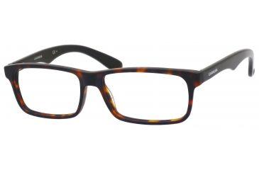 Carrera 6605 Bifocal Prescription Eyeglasses CA6605-04NC-5415 - Havana / Black Frame, Lens Diameter 54mm, Distance Between Lenses 15mm