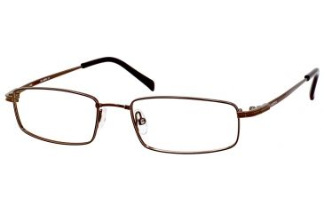 Carrera 7364/N Single Vision Prescription Eyeglasses CA7364N-0TR2-5018 - Dark Brown Frame, Lens Diameter 50mm, Distance Between Lenses 18mm