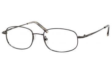 1bb70e0d3c Carrera 7372 Single Vision Prescription Eyeglasses CA7372-0TZ2-5218 -  Gunmetal Frame