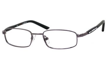 Carrera 7516 Eyeglass Frames CA7516-01A1-4516 - Ruthenium Frame, Lens Diameter 45mm, Distance Between Lenses 16mm