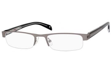 Carrera 7519 Bifocal Prescription Eyeglasses CA7519-01J1-5119 - Dark Ruthenium Frame, Lens Diameter 51mm, Distance Between Lenses 19mm