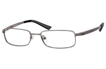 Carrera 7536 Bifocal Prescription Eyeglasses CA7536-01A1-5217 - Ruthenium Frame, Lens Diameter 52mm, Distance Between Lenses 17mm