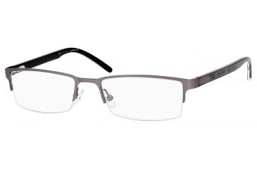 Carrera 7541 Bifocal Prescription Eyeglasses CA7541-0NCN-5218 - Gray Frame, Lens Diameter 52mm, Distance Between Lenses 18mm