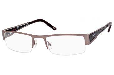 Carrera 7548 Progressive Prescription Eyeglasses CA7548-0B5C-5320 - Bronze Black Frame, Lens Diameter 53mm, Distance Between Lenses 20mm