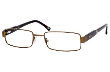 Carrera 7550 Single Vision Prescription Eyeglasses CA7550-0G6Q-5118 - Brown / Dark Havana Frame, Lens Diameter 51mm, Distance Between Lenses 18mm