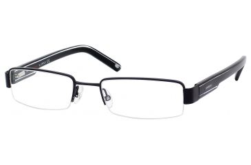 Carrera 7561 Progressive Prescription Eyeglasses CA7561-01P3-5219 - Matte Black Frame, Lens Diameter 52mm, Distance Between Lenses 19mm