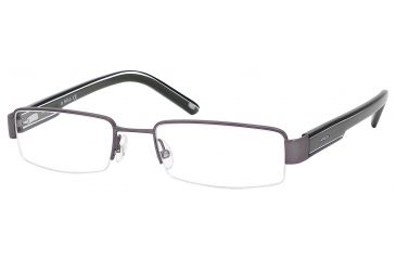 Carrera 7561 Progressive Prescription Eyeglasses CA7561-01P4-5219 - Ruthenium Frame, Lens Diameter 52mm, Distance Between Lenses 19mm
