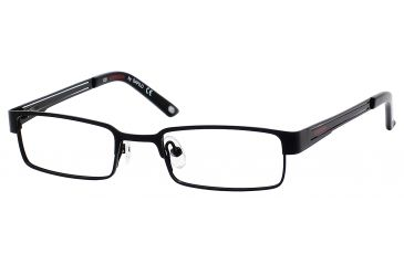 Carrera 7563 Progressive Prescription Eyeglasses CA7563-091T-4417 - Matte Black Frame, Lens Diameter 44mm, Distance Between Lenses 17mm