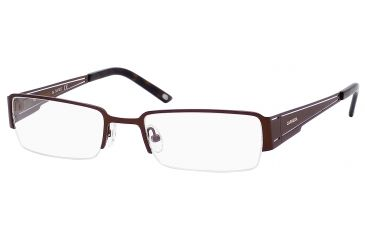 Carrera 7564 Bifocal Prescription Eyeglasses CA7564-01P7-5219 - Brown Frame, Lens Diameter 52mm, Distance Between Lenses 19mm