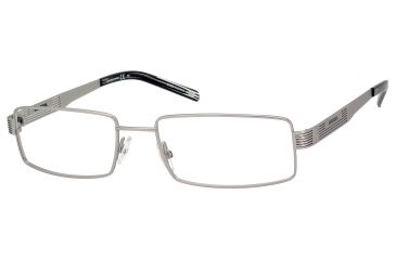 Carrera 7568 Single Vision Prescription Eyeglasses CA7568-0011-5217 - Matte Palladium Frame, Lens Diameter 52mm, Distance Between Lenses 17mm