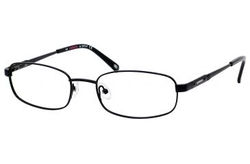 Carrera 7573 Eyeglass Frames CA7573-0003-5219 - Matte Black Frame, Lens Diameter 52mm, Distance Between Lenses 19mm