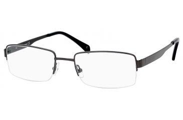 Carrera 7575 Bifocal Prescription Eyeglasses CA7575-01A1-5219 - Ruthenium Frame, Lens Diameter 52mm, Distance Between Lenses 19mm
