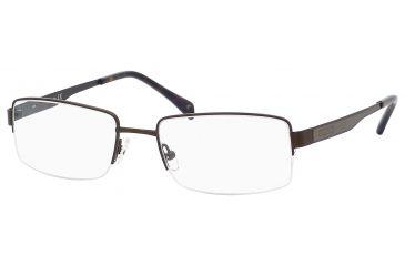 Carrera 7575 Bifocal Prescription Eyeglasses CA7575-05BZ-5219 - Brown Frame, Lens Diameter 52mm, Distance Between Lenses 19mm