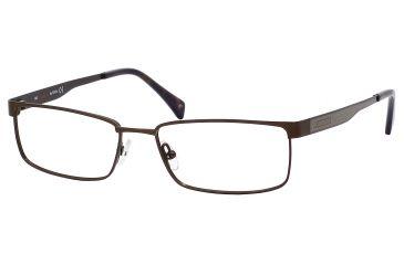 Carrera 7576 Bifocal Prescription Eyeglasses CA7576-05BZ-5316 - Brown Frame, Lens Diameter 53mm, Distance Between Lenses 16mm