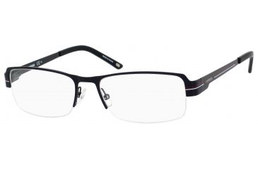 9fda65a5fe520 Carrera 7581 Single Vision Prescription Eyeglasses CA7581-0003-5217 - Matte  Black Frame