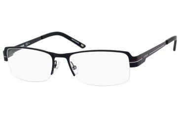 Carrera 7581 Bifocal Prescription Eyeglasses CA7581-0003-5217 - Matte Black Frame, Lens Diameter 52mm, Distance Between Lenses 17mm