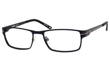 Carrera 7582 Progressive Prescription Eyeglasses CA7582-0003-5417 - Matte Black Frame, Lens Diameter 54mm, Distance Between Lenses 17mm
